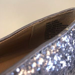 Candie's Shoes - Glitter Studded Loafers 💕